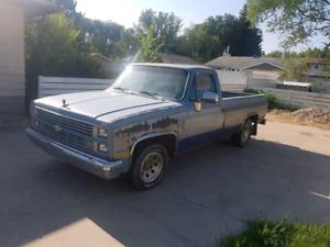 83 chevy truck
