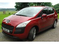 Peugeot 3008 - Superb example in red