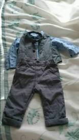 Next Boys Outfit 6-9 months