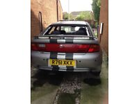 Mazda 323F ZXI V6 Breaking for parts
