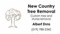 Custom tree removal