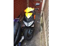 Peugeot Speedfighter 50cc
