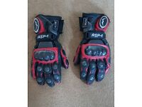 Alpine ASP-1 motorcycle gloves