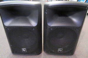 """EV ZX4 15"""" PASSIVE AND SUBWOOFERS"""