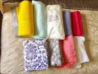 Baby girl shawls