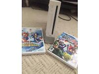 Wii Console & Games