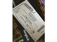 2 x Conor Oberst tickets standing - Shepherds Bush tonight (18 Aug)