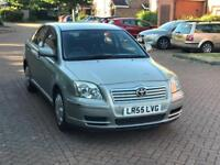TOYOTA AVENSIS 2.0 D LOW MILES 1 OWNER