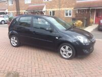 2008 Ford Fiesta 1.4cc diesel 5 door 1 owner car long mot cheap tax £30 year