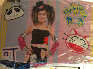 Costume d'halloween Harajuku fille 7 - 10 ans