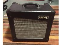 FURTHER REDUCED PRICE: £115 Laney CUB10 10W Valve Guitar Amp Combo