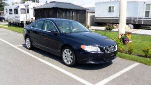Impeccable Volvo S80 2010 Bas km