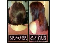 ☆ microweave hair extension specialist☆