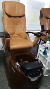 Pedicure Chairs - $1700 (both)