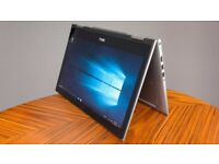 Dell Inspiron 13 with touchscreen and back-lit keyboard i5 8gb ram 500gb