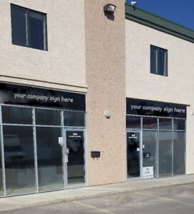 WAREHOUSE/OFFICE SPACE FOR LEASE