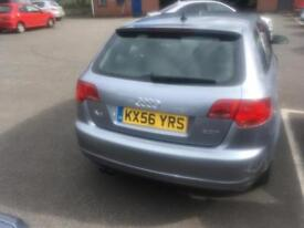Audi A3 2.0T FSI Special Edition Sportback 2007MY S Line