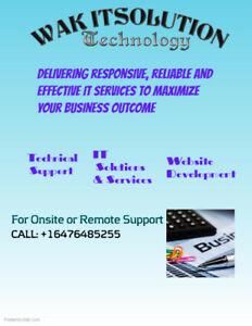 WAK ITSolutions - IT Services