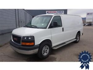 2015 GMC Savana Cargo Van Rear Wheel Drive - 26,011 KMs