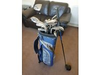 Donny HHD Gold Set With Bag And Trolley