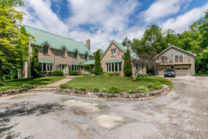 Multi Family Home on 4+ Acres!