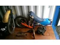 Ts125x 2 stroke joblot of spares