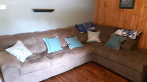 Large corner couch for sale