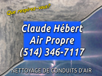 CLAUDE HÉBERT AIR PROPRE 450 628 6748