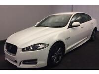 JAGUAR XF 2.2D 3.0D V6 S PREMIUM LUXURY PORTFOLIO R SPORT FROM £88 PER WEEK!