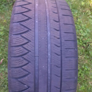 Snow tires set of 4 Michelin 225/50 R17 Pilot Alpin for SUV