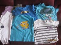 Bundle of 12-18 month old Boys clothes 29 items in total. Next, Disney, various
