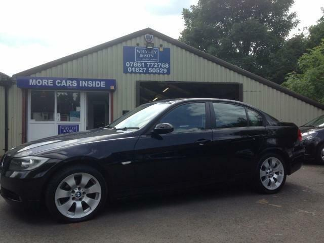 2005 55 BMW 3 SERIES 2.0 320I ES 4D SERVICE HISTORY GREAT VALUE