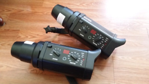 BOWENS GEMINI 500R FLASH KIT WITH BATTERY PACK