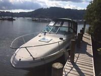 Searay 230 sundancer. 4/6 berth