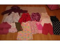 Beautiful Girls Clothes Bundle. Age 2-3 years