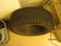 Quality Continetal tyre 175-65-14 on corsa rim very good thread
