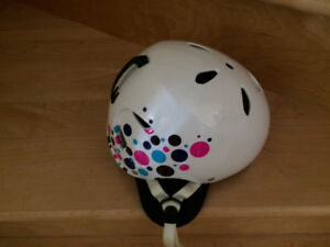 Child's helmet - large - like new. For all outdoor activities.