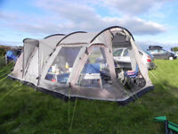 Outwell Nevada XL 6-berth tent - very good condition