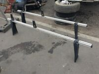 Mercedes sprinter roof bars