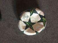 Champions league final replica ball