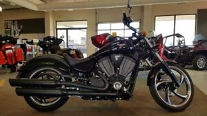 2014 Victory Motorcycles Vegas 8-Ball Gloss Black