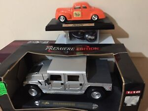 NEW Hummer AND  Hotrod