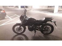 Derbi Mulhacen 125cc (Black)