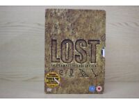 Lost DVD - Complete Series 1-6 Box Set