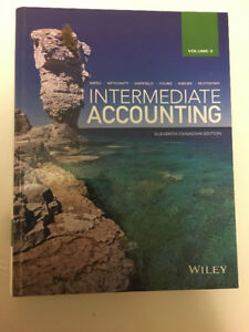 Interesting Accounting 11 can edition volume 2