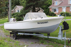 fishing boat - best offer