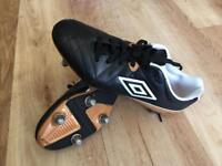 Umbro Speciali football/rugby boots - nearly new
