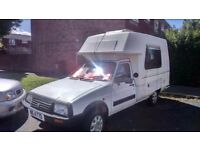 Sought after campervan , 83k cambelt service