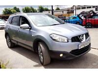 NISSAN QASHQAI 2.0 TEKNA PLUS DCI 2 4WD 5d AUTO 148 BHP Even with (grey) 2012