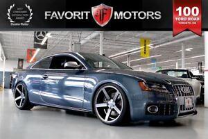 2010 Audi S5 Coupe 4.2L QUATTRO | MANUAL | NAV | BACK-UP CAMERA